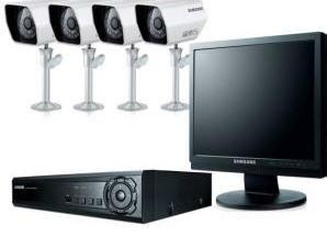 impianto videosorveglianza azienda Scandicci